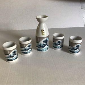 Kafuh Japan Saki Set